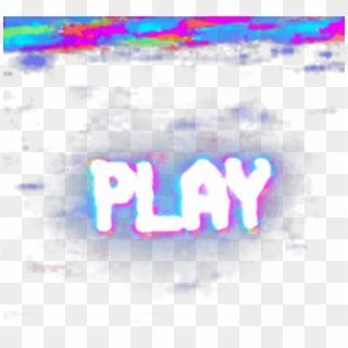 Ftestickers Play Vhs Tv Glitcheffect Vaporwave Glitch Effect