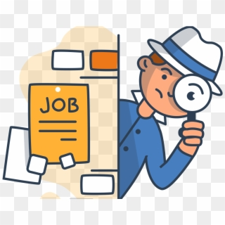 For Job Seekers - Job Icon White Png Clipart (#2208012) - PikPng