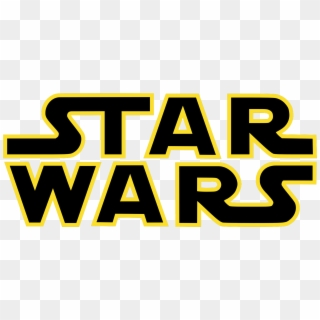 Five Favortie Star Wars Characters Star Wars Logo Transparent Background Clipart 107274 Pikpng