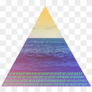 26+ Vaporwave Triangle Aesthetic Background