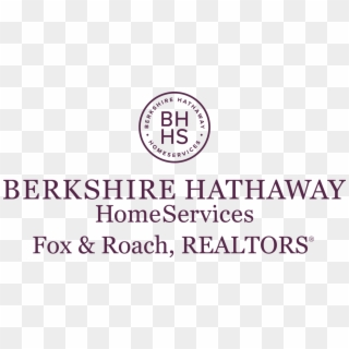 Berkshire Hathaway Homeservices Fox Roach Realtors Berkshire Hathaway Homeservices California Properties Clipart 1389311 Pikpng