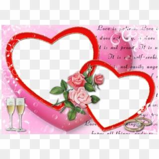 Lovely Wedding Album Frames Karizma Album Templates Love Photo Frame Hd Download Clipart 1465839 Pikpng