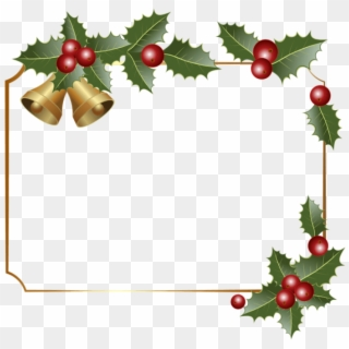 Free Christmas Card Border Png Png Transparent Images Pikpng
