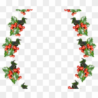 Flowers Borders Clipart Christmas Wreath Transparent Oval Christmas Png Download 153833 Pikpng