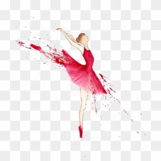 Ballet Dancer High Definition Television Wallpaper Ballet Wallpaper Hd Clipart 1595404 Pikpng
