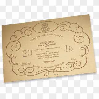 Free Invitation Card Png Transparent Images Pikpng