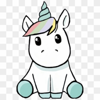 Unicorn Sticker Gambar Unicorn Kartun Png Clipart 1781360 Pikpng