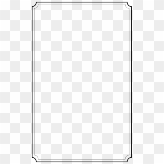 Free Simple Border Png Png Transparent Images Pikpng