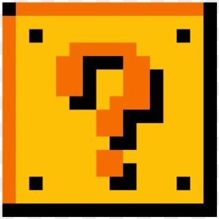 Free Mario Block Png Transparent Images Pikpng
