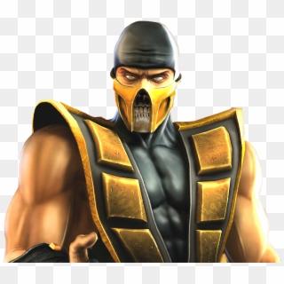 Free Mortal Kombat Scorpion Png Png Transparent Images Pikpng
