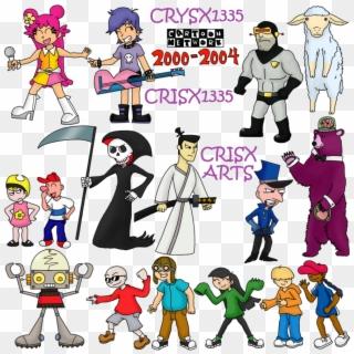 Series Cartoon Network 2000 Clipart 27821 Pikpng