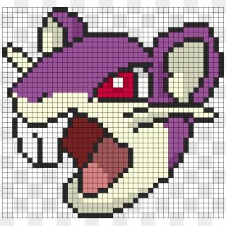 Eevee And Luxio Fusion Perler Bead Pattern Bead Sprite Pixel Art Pokemon Luxio Clipart 4751431 Pikpng