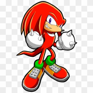 Knuckles The Hedgehog Photo Knuckles The Echidna Clipart 2208789 Pikpng