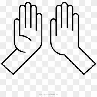If You Agree With Us Copy A High Five Image And Paste High Five Emoji Png Clipart 2213673 Pikpng