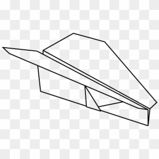 Free Paper Airplane Png Transparent Images Pikpng