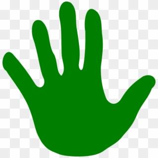 Left Hand Clipart Png Transparent Png (#359210) - PikPng