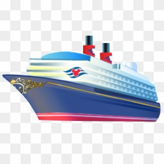 Disney Cruise Clip Art Disney Cruise Ship Cartoon Png Download 2427923 Pikpng