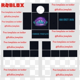 Free Roblox Template Png Transparent Images Pikpng
