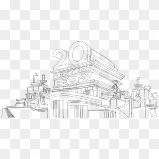 Free 20th Century Fox Logo Png Png Transparent Images Pikpng
