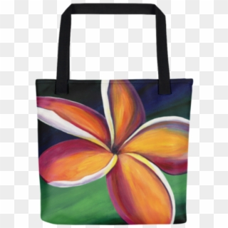Neoprene tote with original art work design
