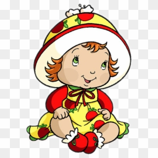 Free Strawberry Shortcake Png Transparent Images Pikpng