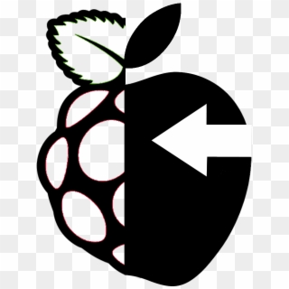 Cool Archive Logo Generator Discord Icon Free Download Raspberry Pi Logo Black And White Clipart 284445 Pikpng
