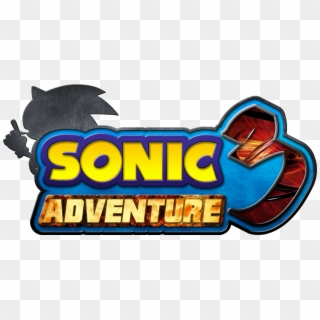 Free Sonic Adventure Logo Png Transparent Images - PikPng