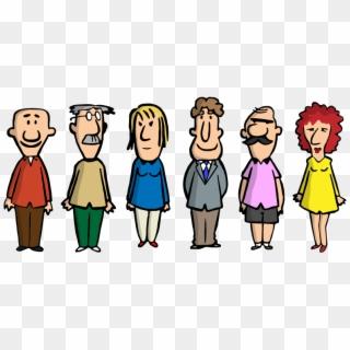26+ Cartoon People Png PNG