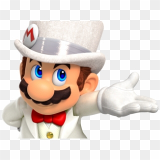 Super Mario Odyssey Wedding Bowser Clipart 307219 Pikpng