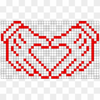 Free Pixel Heart Png Transparent Images Pikpng