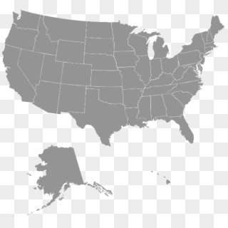 Free Map Of The Us Png Transparent Images - PikPng