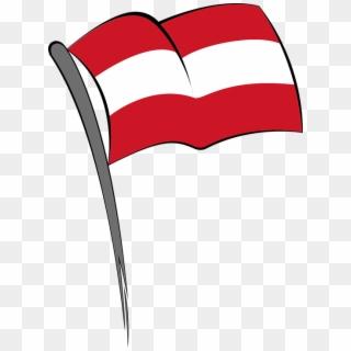 Bendera Indonesia Merah Putih Flag Clipart 3697298 Pikpng