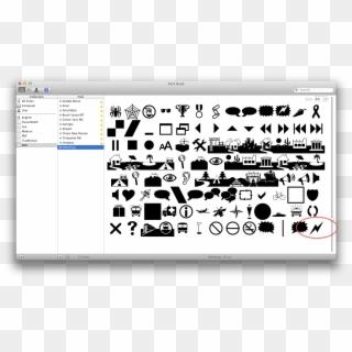 Wingdings & Webdings Font Icon Character Map (Printable Cheat Sheet) — The  Spreadsheet Guru   Character map, Cheat sheets, Sheet