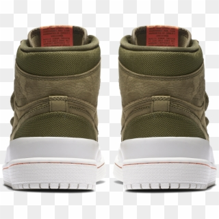 Vasta gamma maligno Miniatura  Pol Pl Buty Meskie Air Jordan 1 Retro High Double Strap - Air Jordan 1  Retro High Double Strap Olive Clipart (#3513548) - PikPng