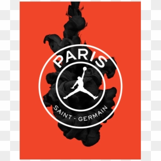 Psg Air Jordan Jordan Logo Hypebeast Wallpaper Apple Psg Black Jordan Logo Clipart 3848886 Pikpng