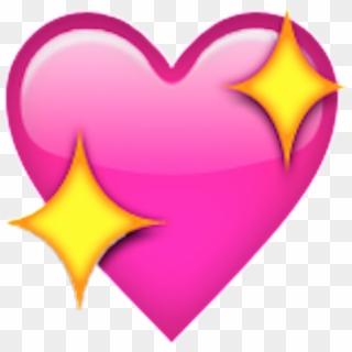 Heart Hearts Emoji Emojis Tumblr Png Tumblr Love Emoji Pink
