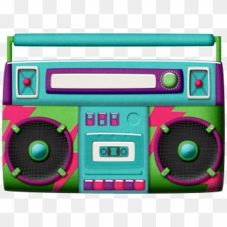 EPS Illustration - Classic 80s boombox on retro background vector. Vector  Clipart gg69908565 - GoGraph