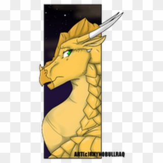Anime Sunny Wings Of Fire Png Download Sunny Wings Of Fire Fanart Clipart 4017633 Pikpng