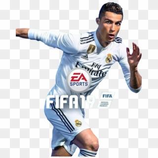 Cristiano Ronaldo Winner Real Madrid Clipart Png - Cristiano Ronaldo Real  Png , Free Transparent Clipart - ClipartKey