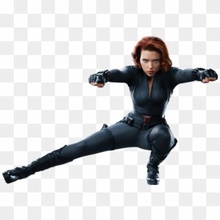 Natasha Romanoff Png Black Widow Avengers 2012 Clipart