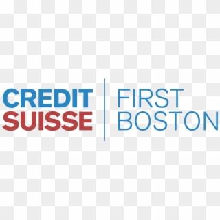 Credit Suisse First Boston Logo Png Transparent - Credit Suisse