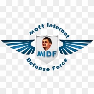 Jewish Internet Defense Force , Png Download - Jidf Logo Clipart ...