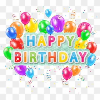 Free Happy Birthday Png Image Png Transparent Images Pikpng
