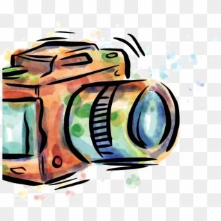 Camera Drawing Photography Camera Vector Hd Clipart 511424 Pikpng
