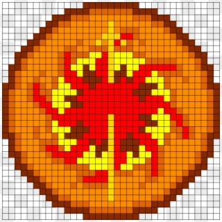 Minecraft Pixel Art Game Of Thrones Clipart 1063177 Pikpng