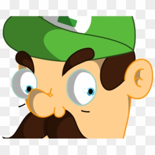 Free Luigi Death Stare Png Transparent Images Pikpng