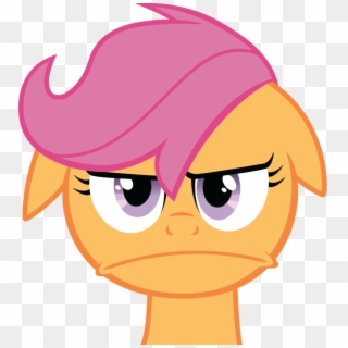 I Hate Anime My Little Pony Scootaloo Angry Clipart 5311353 Pikpng A collection of artwork of scootaloo. i hate anime my little pony scootaloo