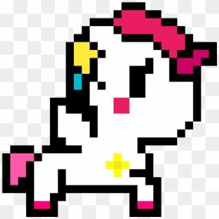 Pixel Art A Imprimer Png Download Cute Pixel Art Unicorn