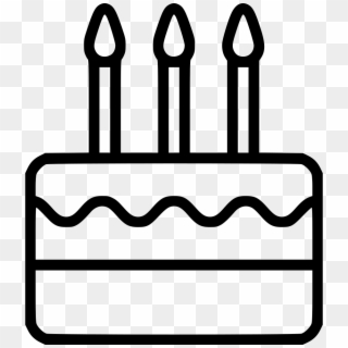 Free Birthday Cake Icon Png Png Transparent Images Pikpng