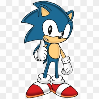 Sonic The Hedgehog Clipart Classic Sonic Classic Sonic The Hedgehog Characters Png Download 711494 Pikpng